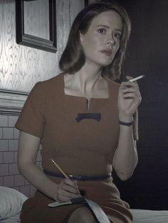 American Horror Story: Asylum (TV show) Sarah Paulson as Lana Winters