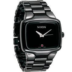 Mens Nixon The Ceramic Player Ceramic Automatic Watch A145-1001