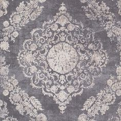 Charlton Home Thissell Vintage Persian Medallion White/Charcoal/Camel Area Rug , White Charcoal, Rugs Online, Latex Free, Online Home Decor Stores, Rug Size, Persian, Swatch, Area Rugs, Tapestry