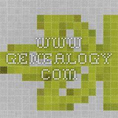www.genealogy.com