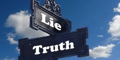 These 13 traits of the liar!!
