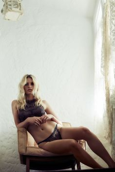 The History of '70s Boudoir