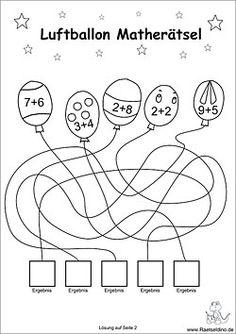 malen nach zahlen runden auf zehner matheaufgaben f r die 2 klasse mathematik in der. Black Bedroom Furniture Sets. Home Design Ideas