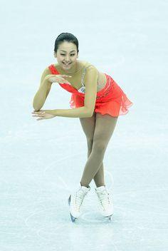 Mao Asada - ISU Grand Prix of Figure Skating Final 2012 - Day Two