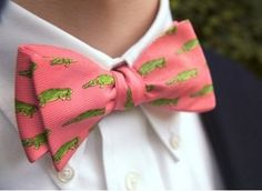 A man that wears this.