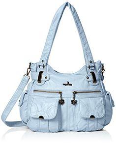 5e83083241 Jair Large Shoulder Shopper Handbags Pebbled Leather Designer Womens Tote  Purse – Fashions   Gifts