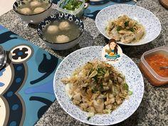 """Pangsit Basah Ayam """"Nyai"""" – Cooking with Sheila Main Menu, Cooking, Kitchen, Brewing, Cuisine, Cook"""