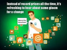 Record property prices all the time
