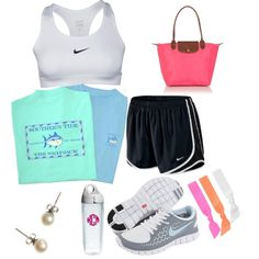 """Work Out"" by seasidepreppy on Polyvore"