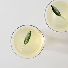 A Thanksgiving-Ready Sage and Citrus Sipper
