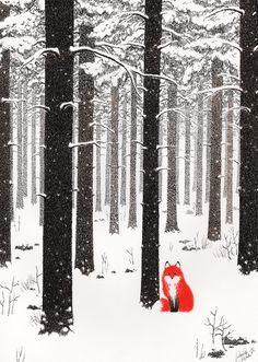 Red Fox #SpiritHoods #InnerAnimal