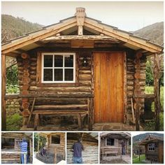There are many methods that can be used to build a log cabin. One method that is also the cheapest is to plan on doing your own DIY log cabin construction.