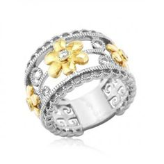 Whether its beaded jewelry, fine jewelry or gemstones all the jewelry news is here. Gold Rings Jewelry, Sterling Silver Rings, Beaded Jewelry, Fine Jewelry, Gold Flowers, Natural Diamonds, 18k Gold, Gemstones, Aur