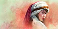 Ruth- She knew that Jehovah God ruled with love, not with terror that other nations did.