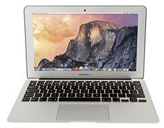 awesome Apple 11.6 inch MacBook Air MJVM2LL/A laptop computer Newest Model (1.6 GHz Intel i5, 128 GB SSD, Built-in Intel Hd Graphics 6000, Mac OS X Yosemite)