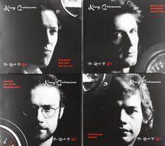 King Crimson Rock Artists, Music Artists, The Rock, Rock And Roll, Bill Bruford, John Wetton, Steve Howe, John Payne, Greg Lake