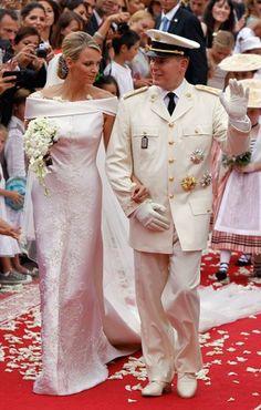2. Juli 2011: Die Welt guckt auf das Fürstentum Monaco: Fürst Albert II. hat seine langjährige Liebe Charlene Wittstock geheiratet.