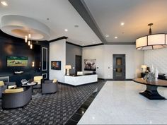 Luxury Apartment Clubhouse