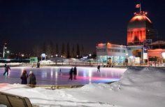 Old Port ice rink