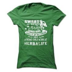 Strong Girls Work At Herbalife T Shirts, Hoodie. Shopping Online Now ==►…