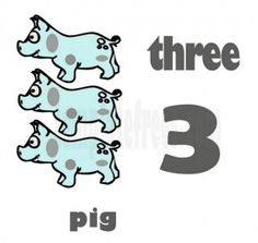 1000 images about 3 little pigs on pinterest little for Pig template for preschoolers