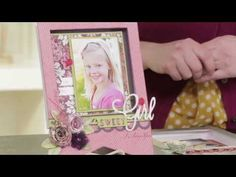 Artbooking Made Easy: Fab Frames  Decorate picture-perfect pennant frames using Close To My Heart's Cricut® Artbooking cartridge. #CTMH