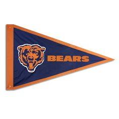 Chicago Bears NFL Giant Pennant