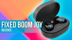 Fixed Boom Joy: Levná sluchátka od českého výrobce - [recenze]