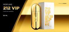 212 VIP é um dos perfumes femininos mais sedutores do mundo