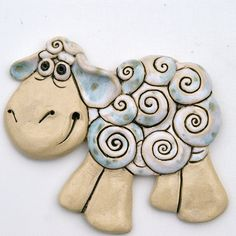 1 million+ Stunning Free Images to Use Anywhere Clay Art Projects, Ceramics Projects, Polymer Clay Projects, Clay Crafts, Ceramic Pottery, Ceramic Art, Kids Clay, Pottery Animals, Clay Birds