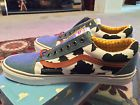 Vans x Toy Story Old Skool - Woody / Denim / - New In Box
