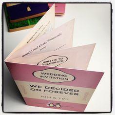 Penguin Books Classics Themed Retro Wedding By MartyMcColgan. Book Wedding  Invitations ...