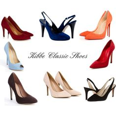 """""""Kibbe Classic Shoes"""" by altheda on Polyvore"""