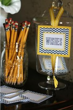 Graduation Party Tips - Party Ideas http://blog.3dayblinds.com/graduation-party-tips-3-day-blinds/