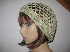 Crochet Hats, Beige, Style, Fashion, Fashion Styles, Scarves, Knitting And Crocheting, Threading, Handarbeit