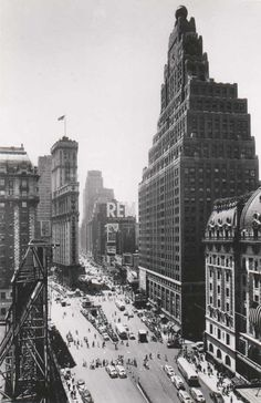 Vintage Times Square