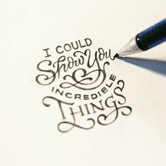 I See What You Did There (Flourish on a Flourish) | Dan Lee