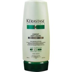 Kerastase Resistance Ciment Anti-usure 200ml (Pack of 5)- Erosion Level [1 2 ] 3 4 ** Click image to review more details.