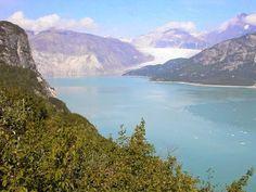 Veille | Le recul impressionnant des glaciers d'Alaska en seulement 100 ans | Faire Territoire