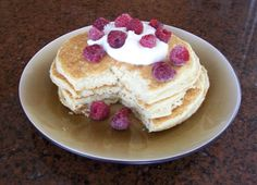 Delicious Low Carb Recipes: Pancakes