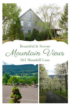 Just a quick 10 minute drive from PSU, down a beautiful country road between Boalsburg & Linden Hall, you'll find this spectacular home on 5.99 acres. Nestled at the top of Moonhill Lane, appreciate the views across the valley to Mt Nittany to the North & Tussey Mt to the South. This saltbox style home exudes charm w/3 brick fireplaces, trim work, random width oak floors & spacious rooms. Call KBB today at 814-234-4000! Linden Hall, Brick Fireplaces, Trim Work, State College, Property Search, Mountain View, Nice View, Acre, Serenity