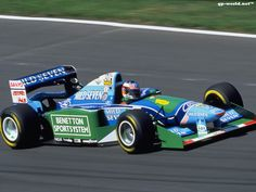 1994 - Michael Schumacher - Benetton-Ford