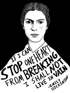 Ryan Sheffield: Inspirational Women of Writing (PHOTOS) Emily Dickinson