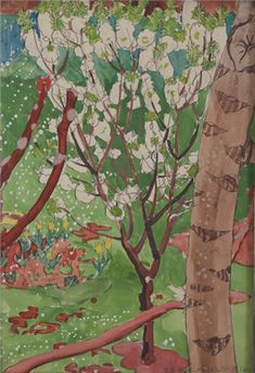 Charles Burchfield - Art for Sale Inquiry - Charles Burchfield