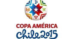 2015, Copa America Chile #Chile2015 #CopaAmerica #AmericaCup (L4548)