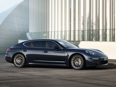 Porsche Panamera still offers backseat practicality with race car like performance. Porsche Panamera, My Dream Car, Dream Cars, Ferdinand Porsche, Porsche Cars, Porsche Design, Hot Cars, Exotic Cars, Luxury Cars