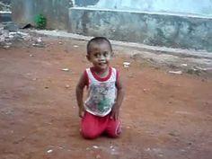 little boy dancing - YouTube