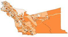 QGIS tutorial at Knight UC Berkeley mapping maps GIS