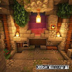 Minecraft House Plans, Minecraft Cottage, Cute Minecraft Houses, Minecraft House Designs, Amazing Minecraft, Minecraft Tips, Minecraft Survival, Minecraft Blueprints, Minecraft Creations