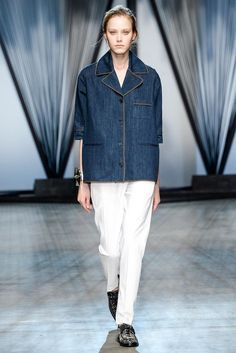 Damir Doma Spring 2015 Ready-to-Wear - Collection - Gallery - Look 1 - Style.com